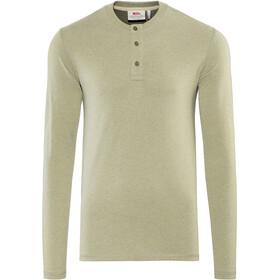 Fjällräven Greenland Buttoned LS Shirt Men green